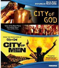 City of God / City of Men [New Blu-ray] Ac-3/Dolby Digital, Digital Theater Sy