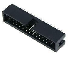 10 x 26-Way IDC Straight Pin Boxed Header 2.54mm