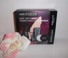 Make Up For Ever Aqua XL Lipstick Loose Powder Mascara Primer 5pc Travel Set Kit