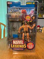 "New 2004 ToyBiz Marvel Legends 6"" Weapon ""X"" Wolverine Action Figure Sealed A30"