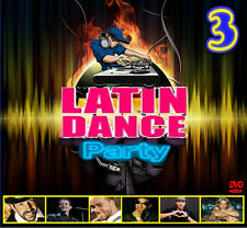The Ultimate Latin Dance Party 3 -Non Stop Dj Video mix- Salsa/Merengue/Bachata
