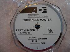 ADE 900um Thickness Master, 125mm, 020986-36
