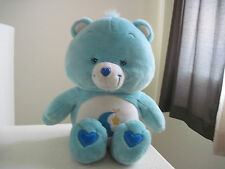 "GIANT Big Jumbo Care Bears BEDTIME BEAR 26"" Plush Stuffed Animal"