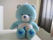 "GIANT Big Jumbo Care Bears BEDTIME BEAR 26"" Plush Stuffed Animal"