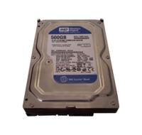 500GB SATA WD WD5000AAKX-00ERMA0 7200 UPM Festplatte Neu  #W500-1002