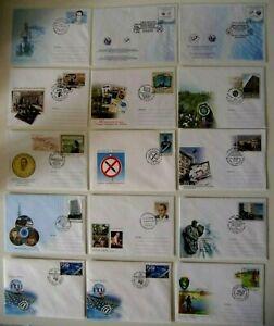 Moldova 2010 FDC Pre-stamped envelope Postal  Nice Lot  Modern collectables