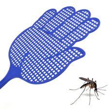More details for 5 x large fly swatters long handle insect moth mosquito bug wasp killer swat uk