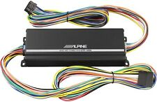 Alpine KTP-445A 4CH Power Pack Amplifier for Alpine Receiver 45W RMSx4 at 4 ohms