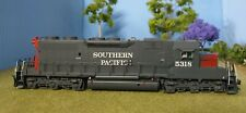 Overland Models Brass Southern Pacific SP SD39  #5318 DC - HO Scale