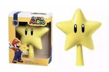 Nintendo Super Mario Super Star Christmas Holiday Tree Topper
