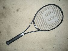 WILSON BLX BLADE 98 18X20 2013 TENNIS RACQUET  GRIP 4 3/8