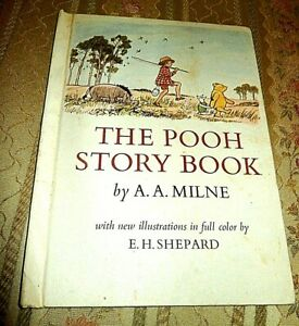 The Pooh Story Book **Published in 1965**