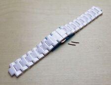 Spare White Ceramic Strap to fit Emporio Armani AR1472 Watch Bracelet/Band