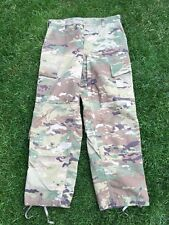US Army Ocp Acu Scorpion W2 Combat Camouflage Pants Trousers Large