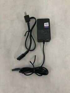 Microsoft Surface Pro 65W Power Supply AC Adapter - Black 15V  Model 1706