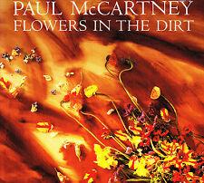 PAUL McCARTNEY - FLOWERS IN THE DIRT Album VINYL LP 1989 UK @Excllnt@