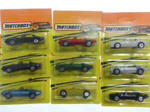 Bulgarian Matchbox Pontiac Cabriolet Die Cast Car Models New Old Bulgaria 1988