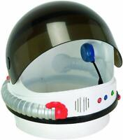 Aeromax Jr. Astronaut Helmet with Sound  (White) , New