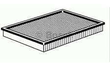 BOSCH Filtro de aire RENAULT CLIO MODUS NISSAN MICRA NOTE NV200 1 457 433 595