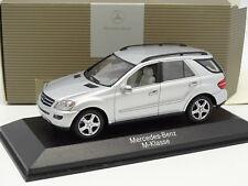 Minichamps 1/43 - Mercedes Classe M Argento