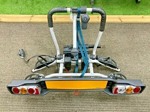ZX210 Witter 2 bike Towball mounted cycle carrier