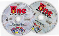 THE ONE MAGAZINE Full Collection on 2 DISKS (AMIGA, ATARI ST AND PC GAMES)