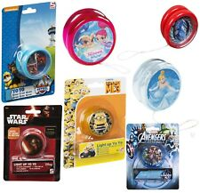 Kids YOYO Light up Clutch Mechanism Toy Speed Starwars,Pawpatrol YO-YO Gift 3+