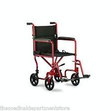 Lightweight Transport Wheelchair Wheelchairs Ebay