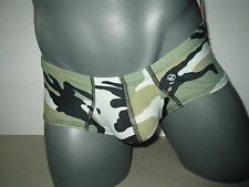 Joe Snyder Cheek Boxer Brief Camo JS13 (L)