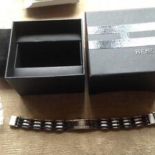 henley wrist bracelet stainless steel