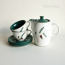 Unboxed British 1960-1979 Denby Stoneware Coffee Pots
