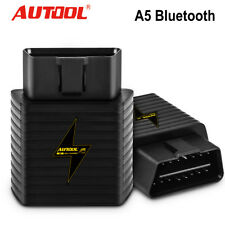AUTOOL A5 Bluetooth ELM327 OBD2 Code Reader Auto Engine Scanner Engine Android