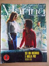 MARINA n°149 1974 FOTOROMANZO edizioni Lancio  [G574]