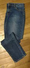 Old Navy The Rockstar Blue Jeans Women's Size 6 Regular Tapered Leg Slim Fit