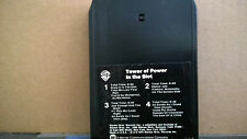 Tower of Power-In The Slot-WB-M8 2880-Stereo-8Track-NonProfit Org
