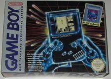 Nintendo Game Boy Classic in OVP, Spiel Tetris, Zustand sehr gut, kaum bespielt