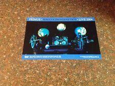 Rare! Cd lp Promo Poster 17x11apx. Primus records music Les Claypool live music