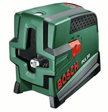 5 ONLY!Bosch PCL 20 Cross Line Laser Level Set Tripod 0603008201 3165140471626#v