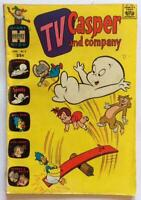 TV Casper and Company #1. Giant Harvey comics 1965. VG/FN Silver Age issue.