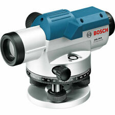 Bosch Gol 20 D Optical Level With 20x Magnification