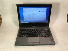 "Fujitsu LifeBook T725 12.5"" Laptop Intel i5-5200U 2.2GHz 8GB 320GB Win 10 -RR"