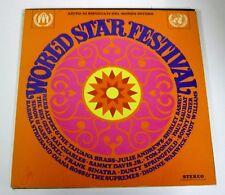 WORLD STAR FESTIVAL - LP 33 giri - 1969