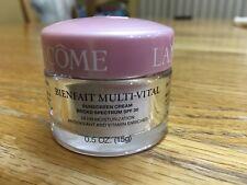 Lancome Bienfait Multi-Vital Day Sunscreen Cream Spf30 15g 0.5 oz