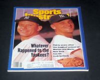 SPORTS ILLUSTRATED MAY 27 1991 MICKEY MANTLE & ROGER MARIS