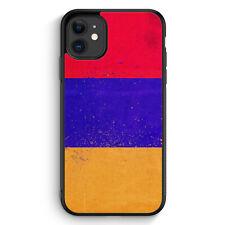 Armenien Grunge Armenia Hajastan iPhone 11 Silikon Hülle Motiv Design Cover H...