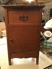 Antique Side Table - 31� High x 19� Wide x 16.25 Deep