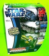 STAR WARS DIe-Cast Titanium Droid Tri-Fighter Skywalker's Jedi Starfighter TRU