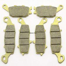 Front Rear Brake Pads For Suzuki SV650 SV 650 2003-2010 SV650A 2007-2009 BRAKES