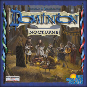 Dominion: Nocturne Expansion Set by Rio Grande Games RGG550
