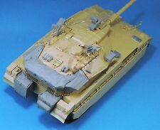 Legend 1/35 Merkava Mark IID Tank Detail Set (for Academy) [Resin & PE] LF1290
